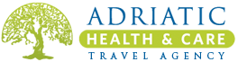 Adriatic Health & Care Travel Agency Logo